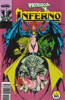 Inferno (1989-1991) #7