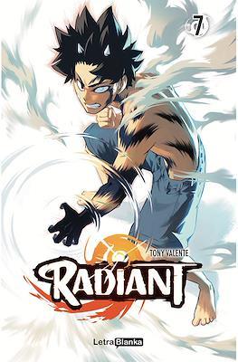 Radiant (Rústica con sobrecubierta) #7