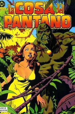 La Cosa del Pantano (1984-1985) #8