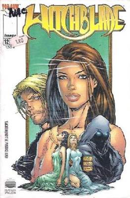 Witchblade (1997-2001) (Grapa, 24 páginas) #12
