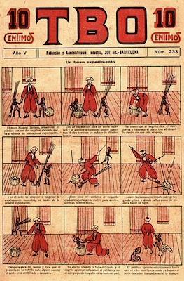 TBO (1917-1938) (Cuaderno) #233
