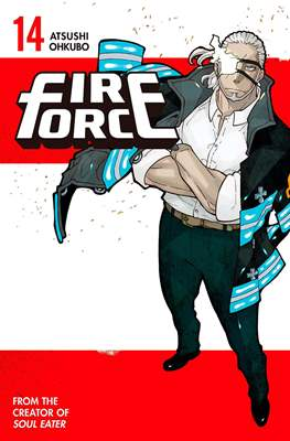 Fire Force (Paperback) #14