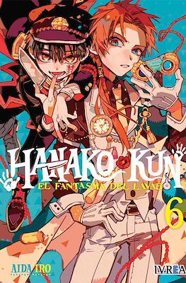 Hanako-kun: El fantasma del lavabo #6