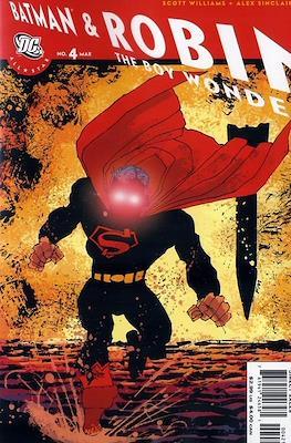 All Star Batman & Robin, The Boy Wonder (Variant Cover) #4