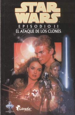 Star Wars Episodio II El Ataque de los Clones