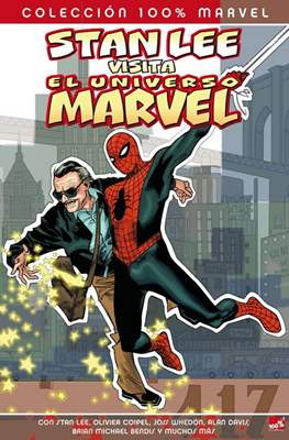 Stan Lee visita el Universo Marvel (2008). 100% Marvel