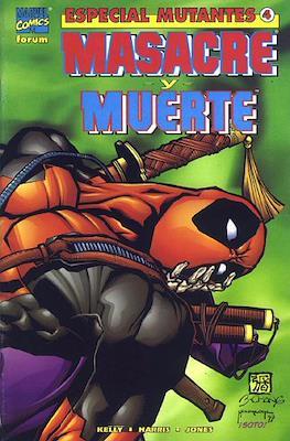 Especial Mutantes #4