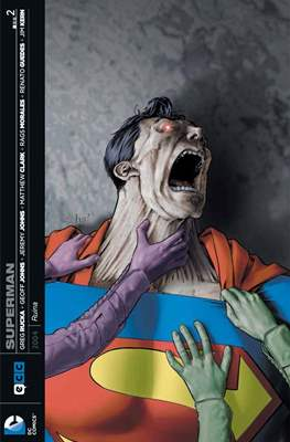 Superman: Ruina. Línea Essentials (Rústica 168-176-144 pp) #2