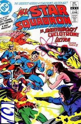 All-Star Squadron Vol 1 (Grapa) #22