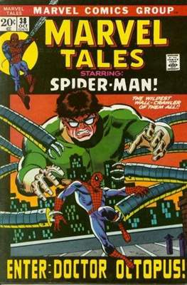 Marvel Tales (Comic Book) #38
