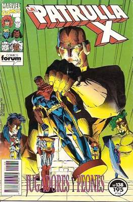 La Patrulla X Vol. 1 (1985-1995) (Grapa) #138