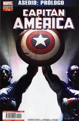 Capitán América Vol. 7 (2005-2011) (Grapa) #59