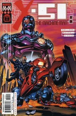 X-51 (Comic Book) #10