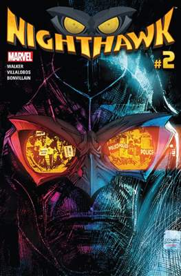 Nighthawk Vol. 2 (Comic-book) #2