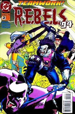 R.E.B.E.L.S. (1994-1996) #2