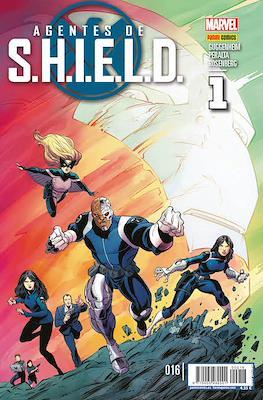 Agentes de S.H.I.E.L.D. (2015-2017) (Grapa 24 pp) #16