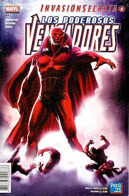 Los Poderosos Vengadores: Invasión Secreta (Grapas) #3