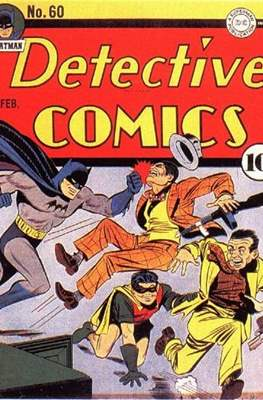 Detective Comics Vol. 1 (1937-2011; 2016-) (Comic Book) #60