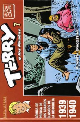 Terry y los Piratas. Biblioteca Grandes del Cómic #7