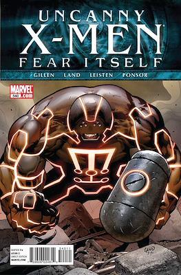 The Uncanny X-Men (1963-2011) (Comic-Book) #540
