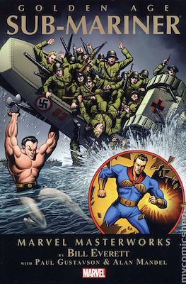Marvel Masterworks: Golden Age Sub-Mariner