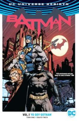 Batman (2017-)