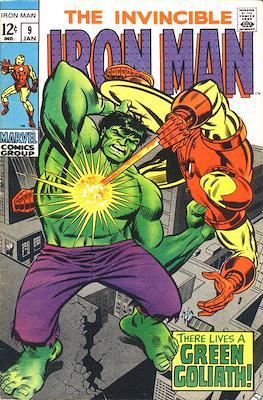 Iron Man Vol. 1 (1968-1996) #9