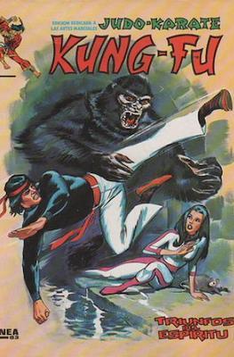 Judo-Karate Kung-Fu #6