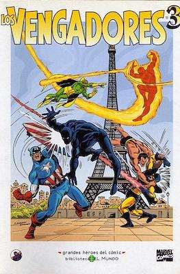 Grandes héroes del cómic (Rústica) #40