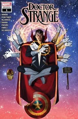 Doctor Strange ( Vol. 5 2018-) Annual