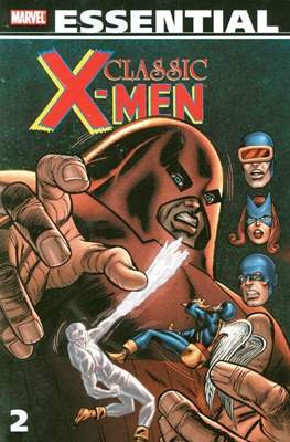 Essential Classic X-Men (Softcover) #2