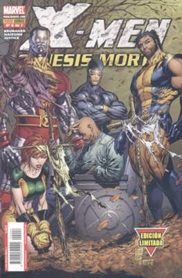 X-Men: Génesis mortal (2006-2007) (Grapa.) #6