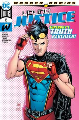 Young Justice (2019-) (Comic Book) #15