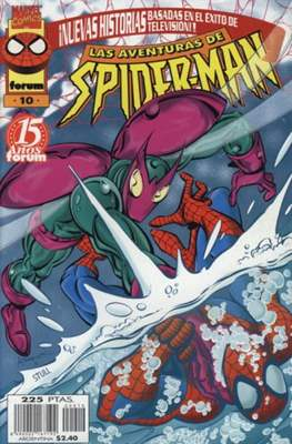 Las aventuras de Spiderman (Grapa 24 pp) #10