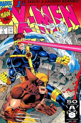X-Men / New X-Men / X-Men Legacy Vol. 2 (1991-2012) (Comic Book 32 pp) #1C