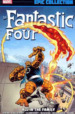 Fantastic Four Epic Collection (Softcover) #17