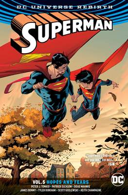 Superman Vol. 4 (2016-) (Softcover) #5