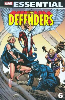 Marvel Essential: Defenders (Softcover) #6