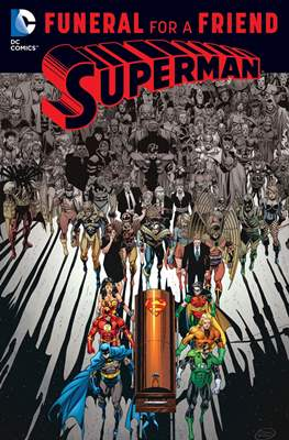 The Death and Return of Superman (Softcover. 224-376-338-480-416 pp) #2