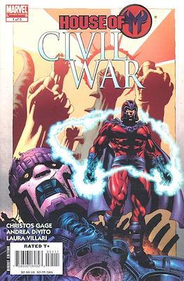 Civil War: House of M (Comic-Book) #1