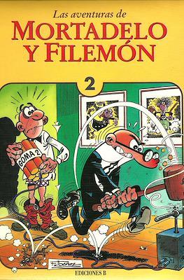 Las aventuras de Mortadelo y Filemón (Cartoné) #2