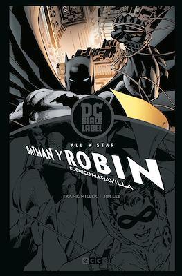 All-Star Batman y Robin el chico maravilla - DC Black Label (Cartoné 284 pp) #
