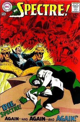 The Spectre Vol 1 (Comic Book. 1967 - 1969) #2