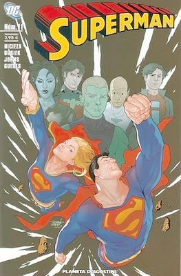 Superman (2007-2012) (Grapa. 48 pp) #11