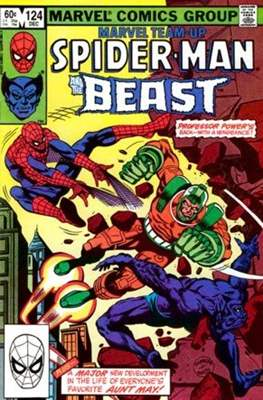 Marvel Team-Up Vol. 1 #124