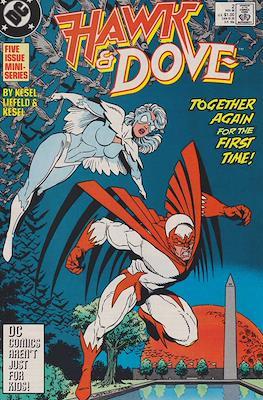 Hawk and Dove Vol.2 (Grapa) #2