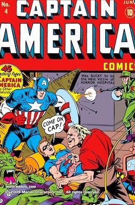 Captain America: Comics #4