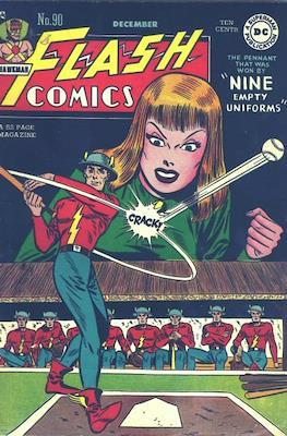 Flash Vol. 1 (1959-1985) (Comic Book 32 pp) #90