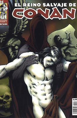 El Reino Salvaje de Conan #35
