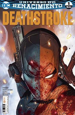 Deathstroke. Renacimiento (Rústica 200-224 pp) #1